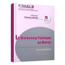 Livre Le marketing politique au Maroc