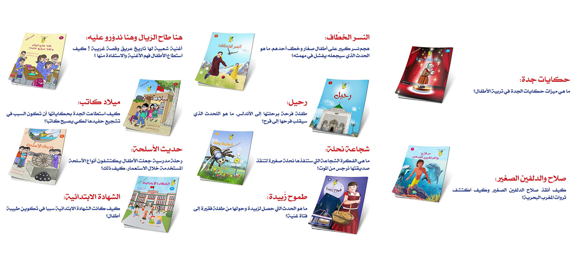 serie histoires et contes
